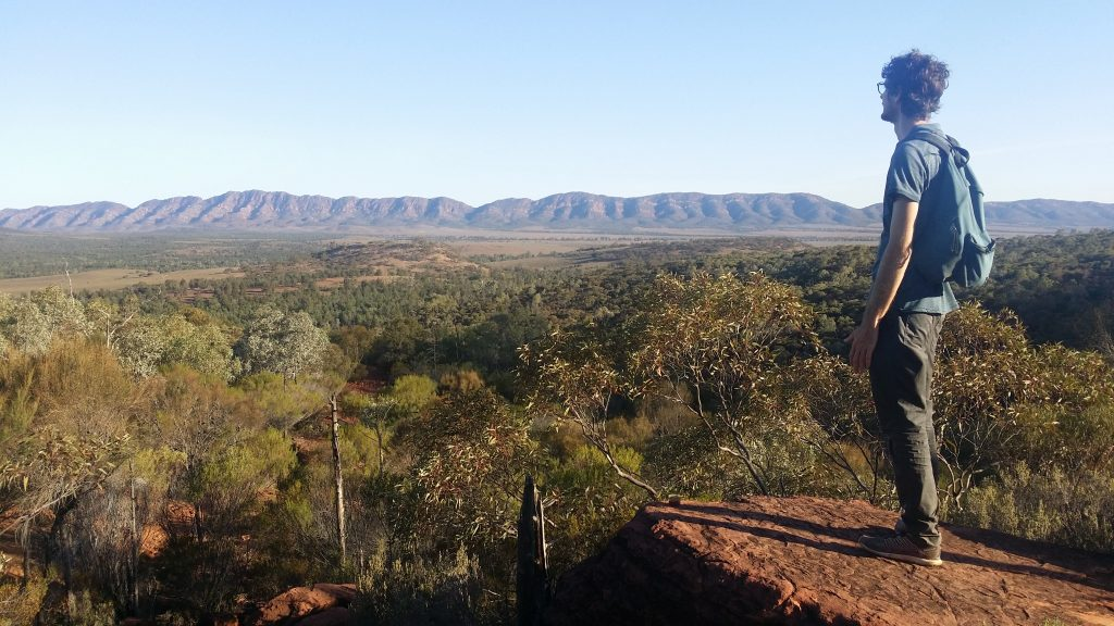 Fliders Range National Park