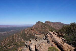 Road trip vers l'outback: les Flinders Range