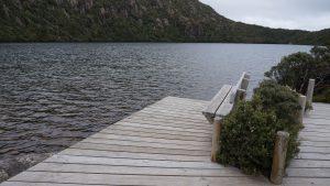 Vue du lac Espérance