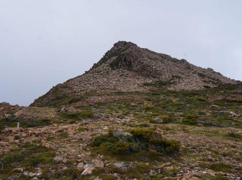 Montée au mont Hartz