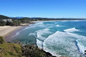 Nimbin, Byron Bay et Gold Coast ! Fin du New South Wales et début du Queensland!