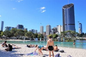 Brisbane, capitale du Sunshine State