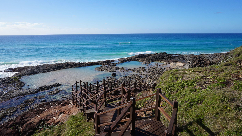 Excursion en 4×4 de location sur Fraser Island